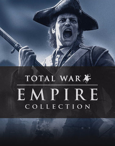 Empire: Total War Collection (PC/MAC/LINUX)