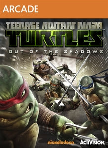 Teenage Mutant Ninja Turtles: Out of the Shadows (XBOX 360)