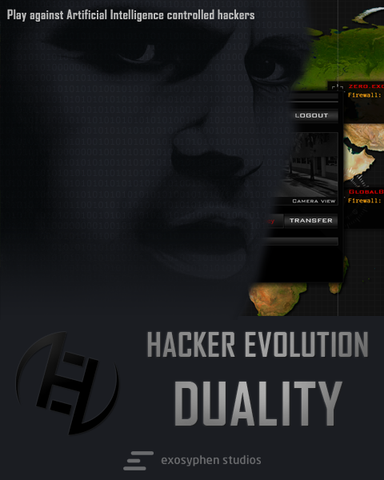Hacker Evolution Duality (PC/MAC/LINUX)