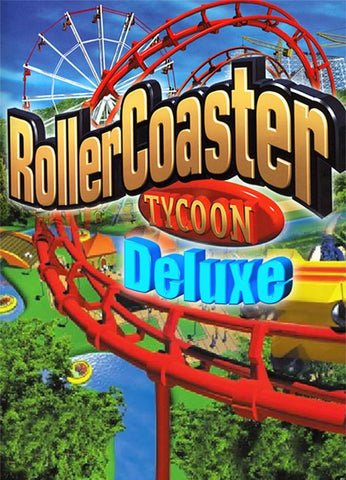 RollerCoaster Tycoon Deluxe (PC)