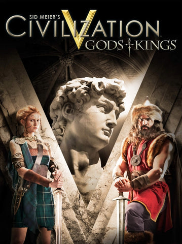 Sid Meier's Civilization V: Gods & Kings (PC/MAC/LINUX)