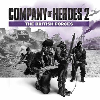 Company of Heroes 2: The British Forces (PC)