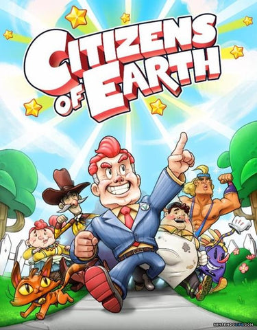 Citizens of Earth (Wii U)