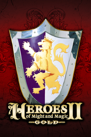 Heroes of Might & Magic 2 GOLD (PC)
