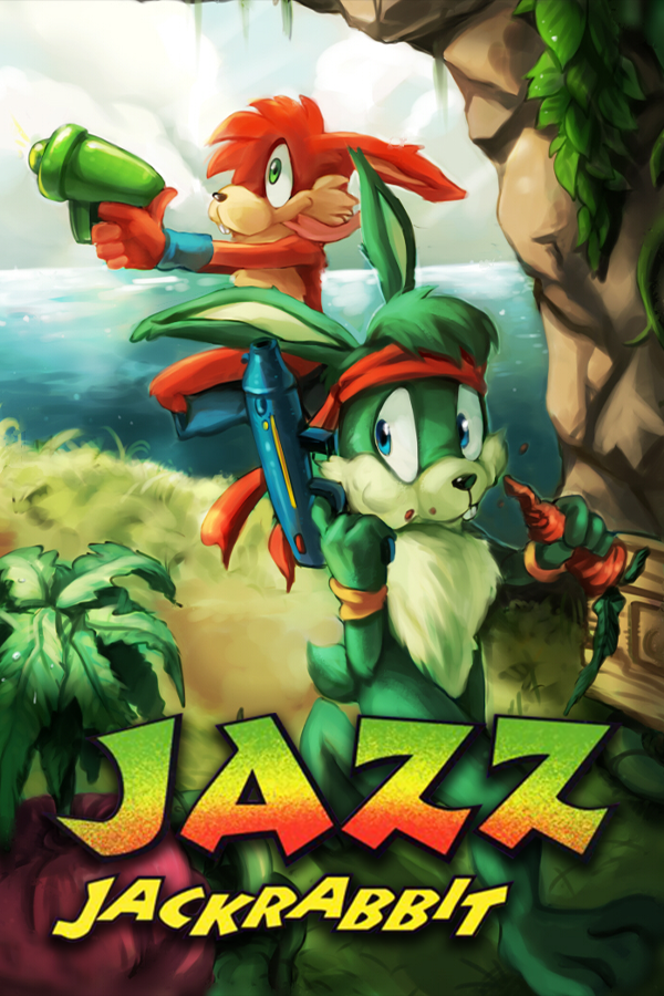 Jazz Jackrabbit Collection (PC/MAC/LINUX)