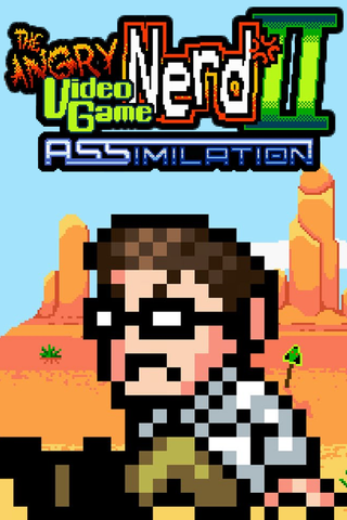 Angry Video Game Nerd II: ASSimilation (PC/MAC/LINUX)
