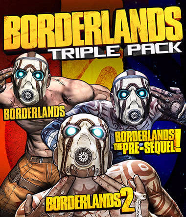 Borderlands Triple Pack (PC/MAC/LINUX)