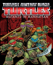 Teenage Mutant Ninja Turtles: Mutants in Manhattan (PC)