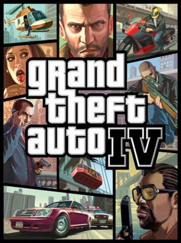 Grand Theft Auto IV (PC)