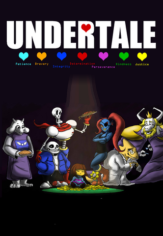 Undertale (PC/MAC/LINUX)