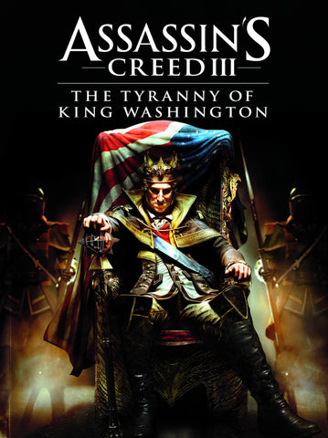 Assassin's Creed III Tyranny of King Washington: The Infamy (PC)