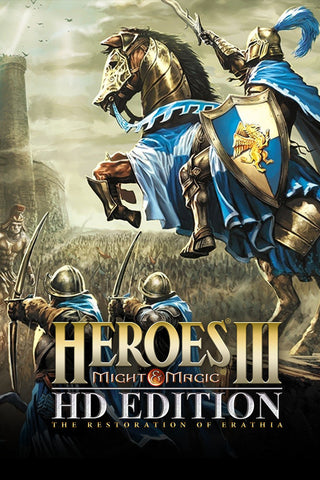 Heroes of Might & Magic III - HD Edition (PC)