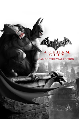 Batman Arkham City GOTY (PC/MAC)