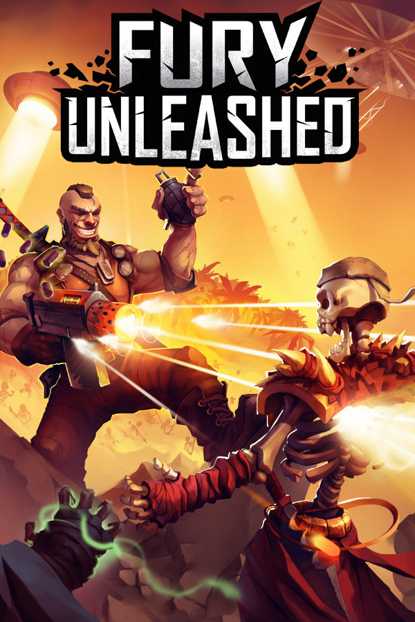 Fury Unleashed (PC/MAC/LINUX)