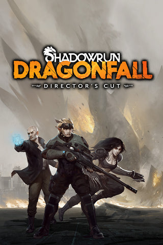 Shadowrun: Dragonfall - Director's Cut (PC/MAC/LINUX)