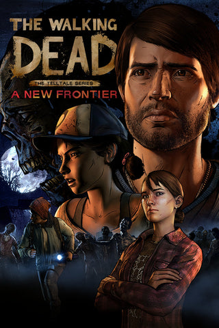 The Walking Dead: A New Frontier (PC)