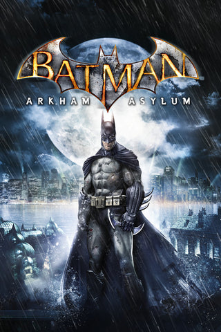 Batman: Arkham Asylum [GOTY Edition] (PC)
