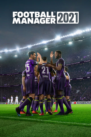 Football Manager 2021 (PC/MAC)