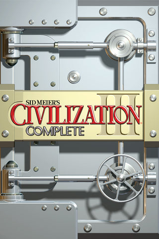 Sid Meier's Civilization III Complete (PC)