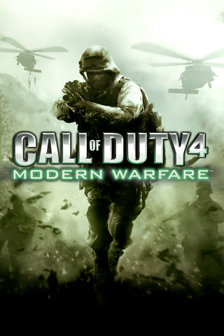 Call of Duty 4: Modern Warfare (PC/MAC)