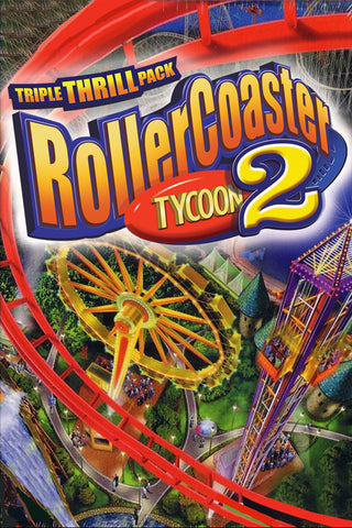RollerCoaster Tycoon 2: Triple Thrill Pack (PC)