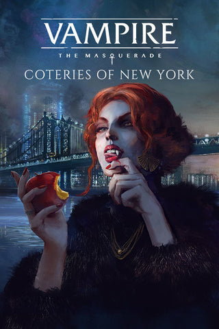 Vampire: The Masquerade - Coteries of New York (PC/MAC/LINUX)