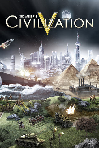 Sid Meier's Civilization V (PC/MAC/LINUX)