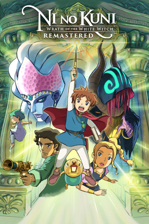 Ni no Kuni Wrath of the White Witch Remastered (PC)