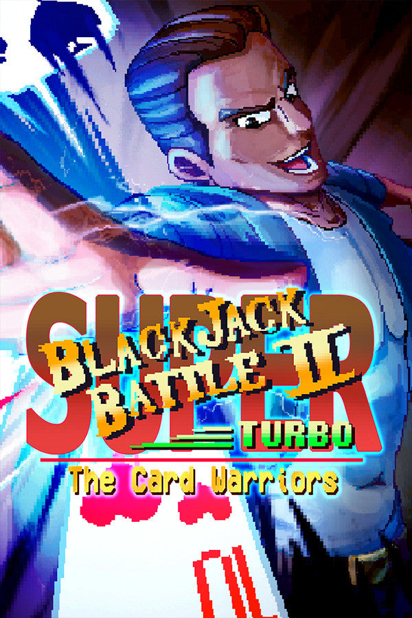 Super Blackjack Battle 2 Turbo Edition - The Card Warriors (PC)