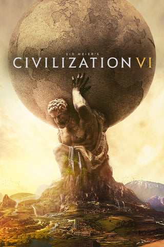 Sid Meier's Civilization VI (PC/MAC/LINUX)