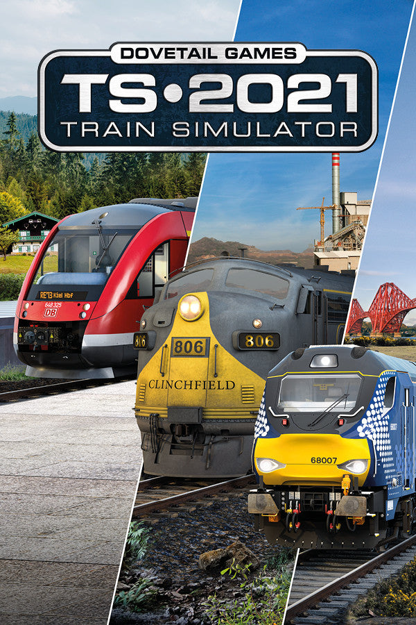 Train Simulator 2021 (PC)