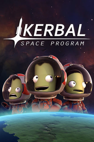 Kerbal Space Program (PC/MAC/LINUX)