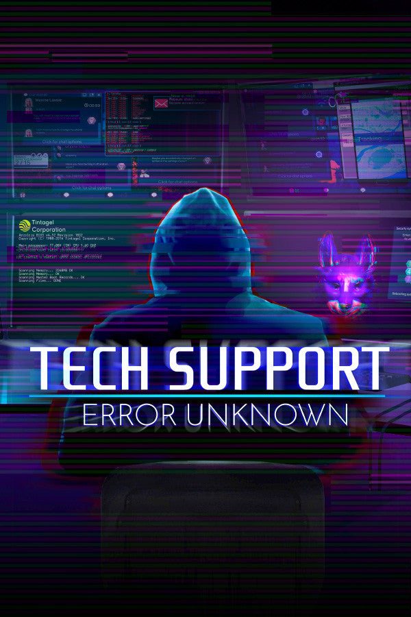 Tech Support: Error Unknown (PC/MAC/LINUX)