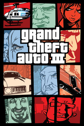 Grand Theft Auto III (PC/MAC)