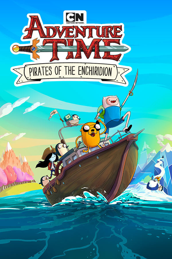 Adventure Time: Pirates of the Enchiridion (PC)
