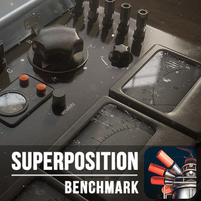 Superposition Benchmark (Advanced Edition) (PC/LINUX)