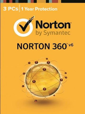 Norton 360 [3PCS/1 YEAR] Global License (PC)