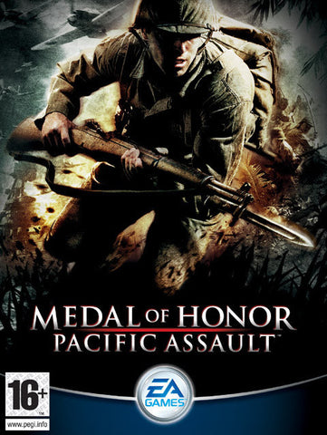 Medal of Honor: Pacific Assault [Directors Edition] (PC)