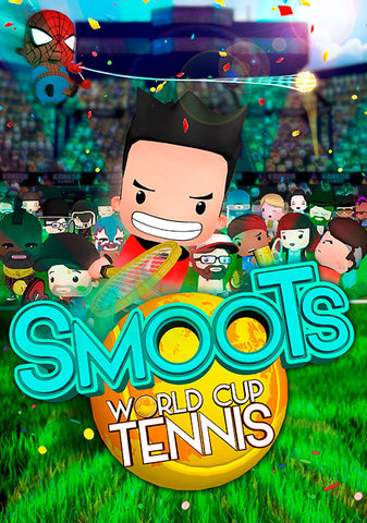 Smoots World Cup Tennis (PC/MAC)