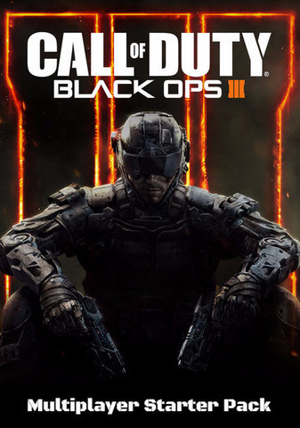 Call of Duty: Black Ops III - Multiplayer Starter Pack (PC)