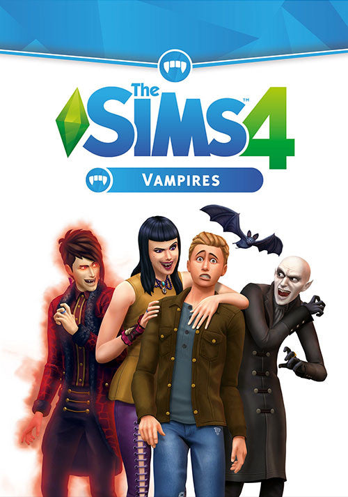 The Sims 4: Vampires (PC/MAC)