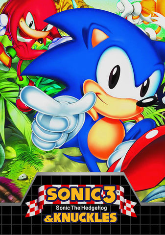 Sonic 3 and Knuckles (PC)