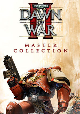 Warhammer 40,000: Dawn of War II - Master Collection (PC/MAC/LINUX)