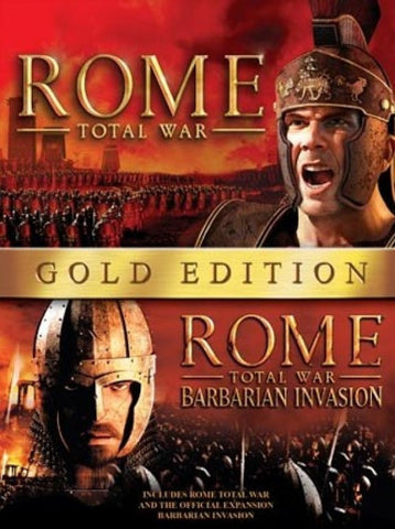 Rome: Total War [Gold Edition] (PC)