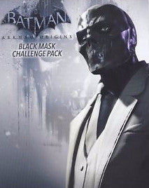 Batman: Arkham Origins - Black Mask Challenge Pack (PC)