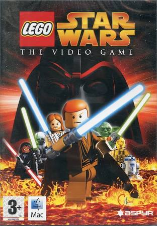 LEGO Star Wars: The Video Game (MAC)