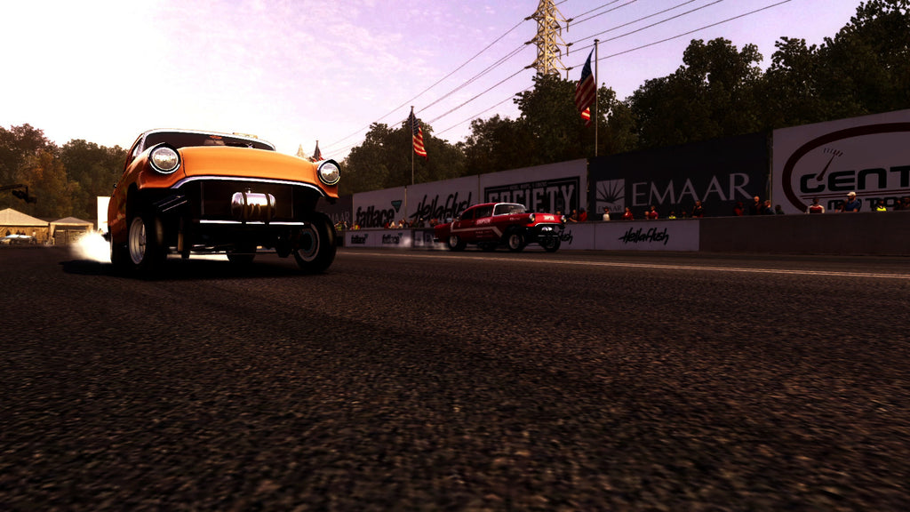 GRID Autosport - Drag Pack (PC/MAC/LINUX) Download | Gamers247