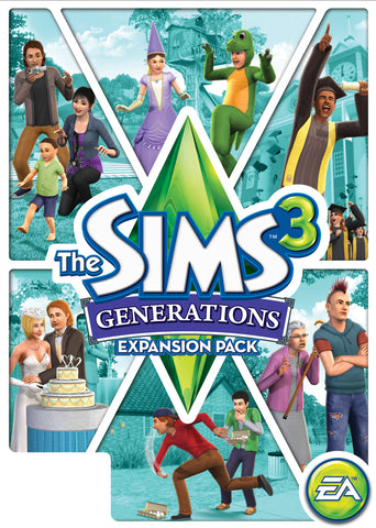 The Sims 3: Generations (PC/MAC)