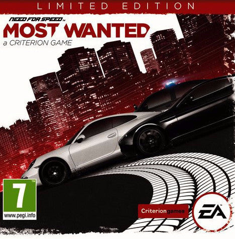 Need for Speed: Most Wanted Limited Edition (PC)