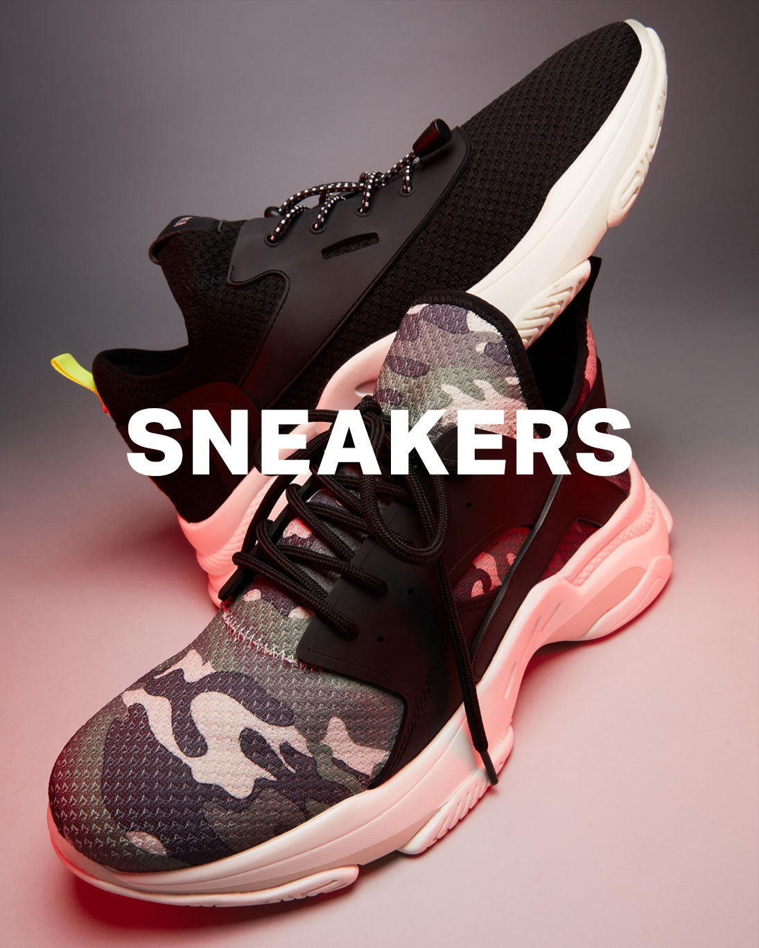 Sneakers Gift Guide Banner Mobile
